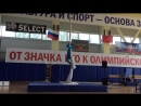 Студия MARI и Я, Бовина Кира, этап ВСА 2016, воздушные полотна, бронза, дети 10-14 В, Санкт-Петербург, 13 мая 2016