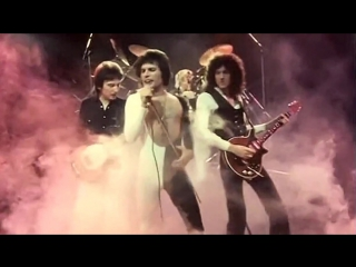 Freddie Mercury (Queen) - We Are The Champions ( 1977 )