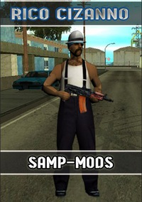 Rico Cizanno l SAMP-Mods | VK