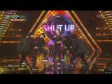 [PERF] Unnie -  Shut Up! (KBS Music Bank/160701)