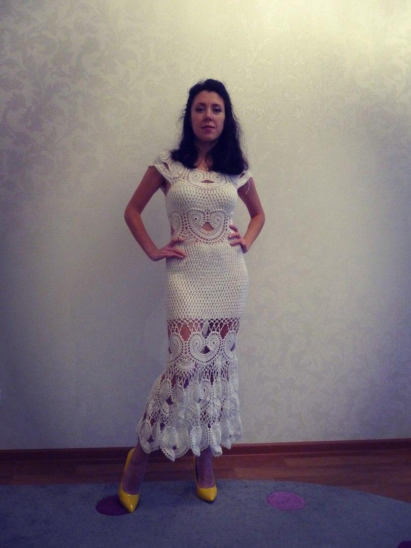 Схема платья катарина