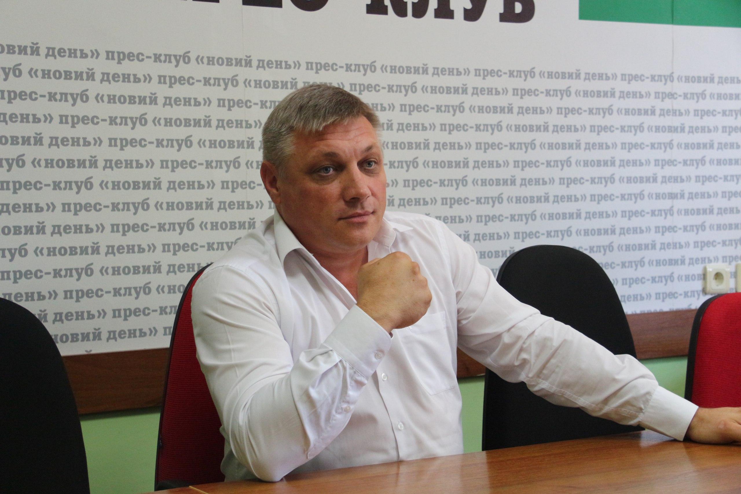 Нардеп Подберезняк рассказал о работе Народного Фронта (видео)