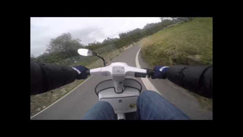 On Board 2 • GoPro Hero4 Silver Vespa 50 Special 130 ZirriQuattrini M1L d.56 -By Niculin93-