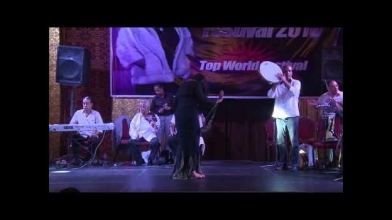 Lisenkova Ekaterina/Ahlan wa Sahlan Festiwal 2016.Iraki Shaar Shaar Improvisation