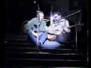 АРХИВ /1994 г. Гарик Сукачёв, Анатолий Крупнов/ Концерт в поддержку Студенческого театра МГУ.
