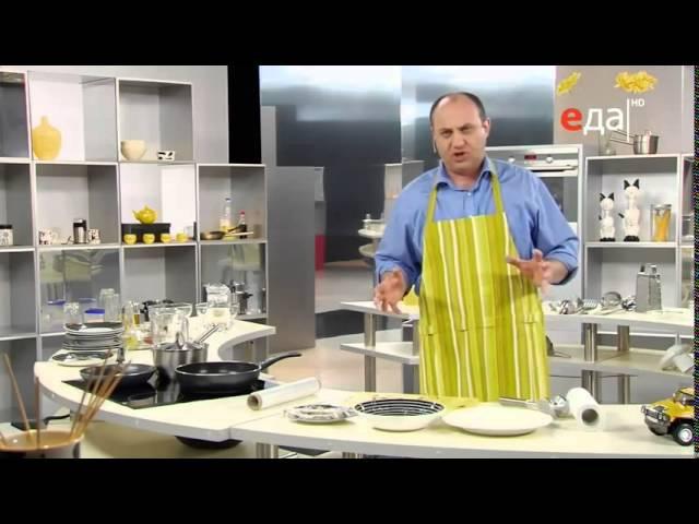 Гречневая каша рецепт от шеф-повара Илья Лазерсон Обед безбрачия русская кухня