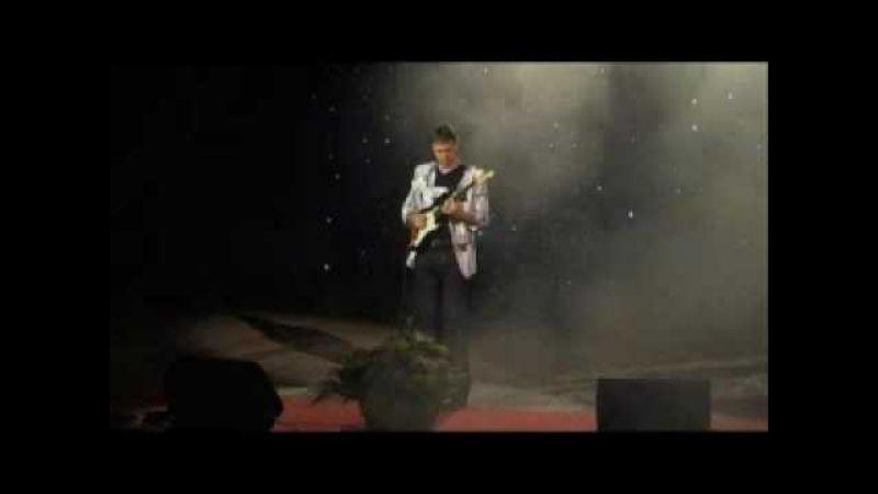 Виталий Макукин-Покорение вершин Rock guitar