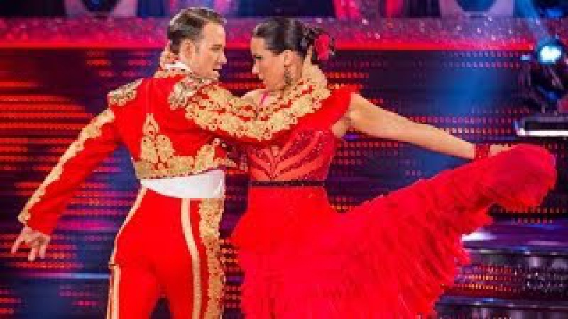 Susanna Reid Kevin dance the Paso Doble to 'Los Toreadors' - Strictly Come Dancing: 2013 - BBC One
