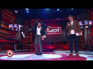 Мигран Арутюнян в Comedy Club (23.12.2016)