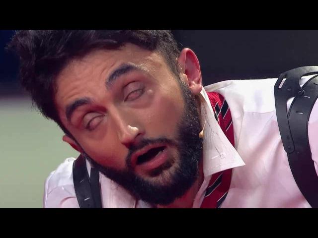 Comedy Баттл: Дуэт Лена Кука - Российский психологический триллер