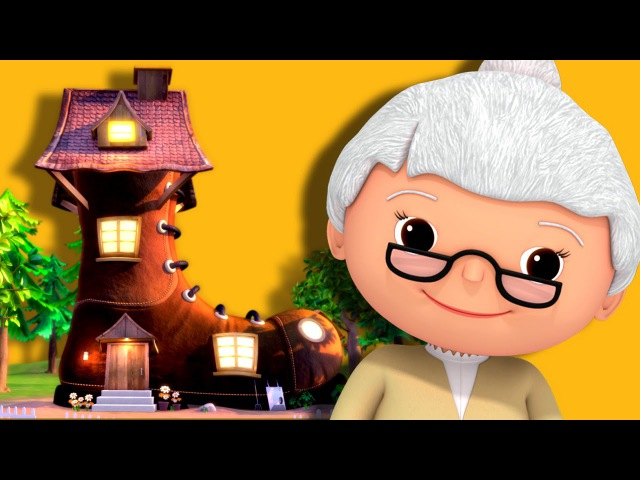 Little Baby Bum   Old Woman Who Lived in a Shoe   Nursery Rhymes for Babies   Songs for Kids