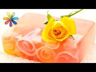 Ваша кожа будет нежной и гладкой, благодаря самодельному мылу – Все буде добре. ...