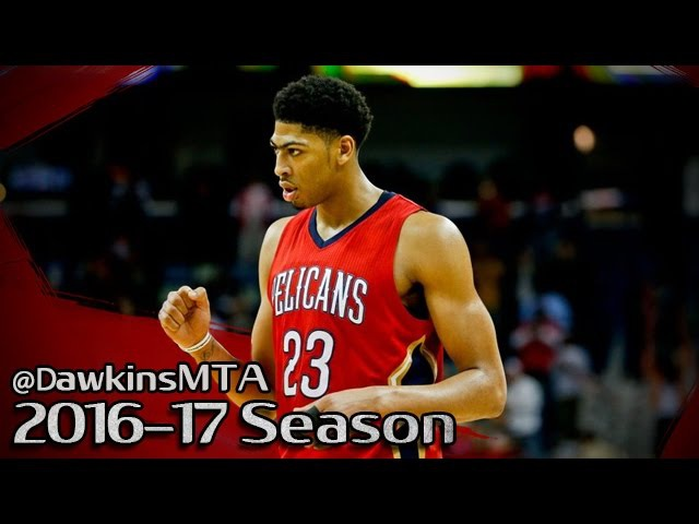 Anthony Davis Full Highlights 2016.10.26 vs Nuggets - 50 Pts, 16 Rebs, 7 Stls, 5 Ast, 4 Blks!