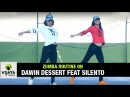 Zumba Routine on Dawin DESSERT Song Zumba Dance Fitness Choreographed by Vijaya Tupurani