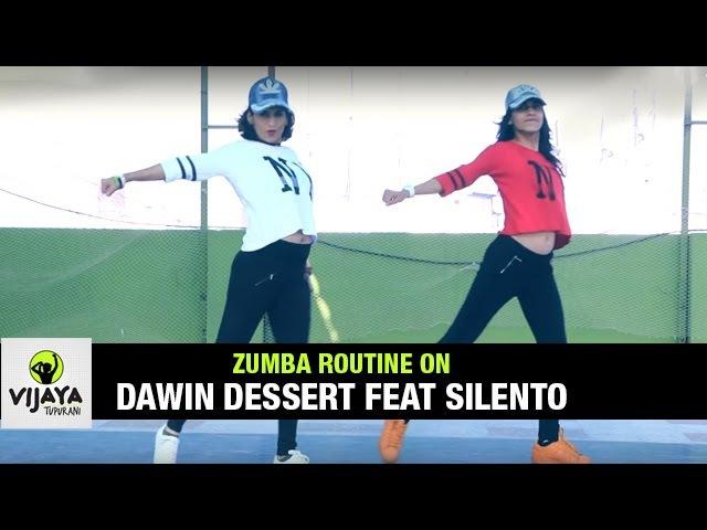 Zumba Routine on Dawin DESSERT Song | Zumba Dance Fitness | Choreographed by Vijaya Tupurani