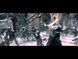 Thranduil's Attack - The Hobbit: Battle of the Five Armies - Full HD