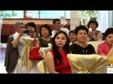 Трогательное видео. Песня от братьев на проводах сестры (Кыз узату). Казахская свадьба.