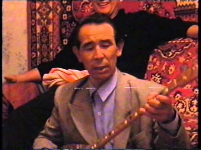 Жалғас Алагозов (1954-2012) - Қалнияз ақын мен Кете Тәжібайдың айтысы