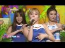 160624 뮤직뱅크 조이(레드벨벳), 모모(TWICE), 승연(CLC), 유주(여자친구) - Touch My Body | Music bank