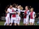 Ajax Vrouwen scoren driemaal tegen PEC Zwolle