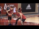 Rich Chambers - Full Court Man to Man Defense Basketball with Run Jump
