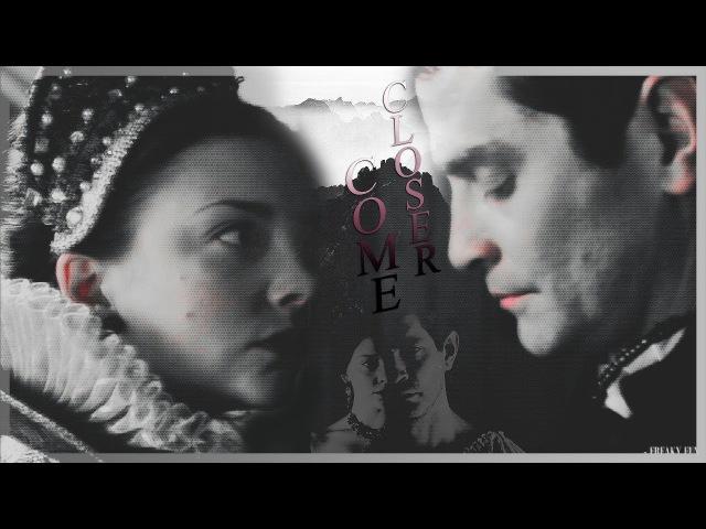 Anne boleyn & thomas cromwell | ᴄᴏᴍᴇ ᴄʟᴏsᴇʀ
