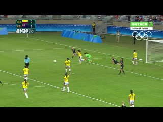 OL_2016_Football_Fem_GR_G_day_2_Colombia_New_Zeland_07.08.2016_HD time_2 1080р