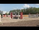 Конкур на мощность прыжка. Новый рекорд Красноярского края. 195см.