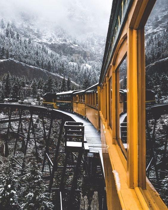 Очень атмосферное фото