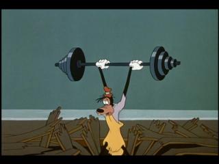 Goofy Gymnastics / Гуффи-атлет