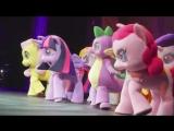 Шоу Мой маленький пони. Битва за корону