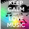 I LOVE MUSIC / Я Люблю музыку