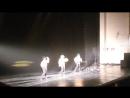 Мюзик-Холл, «Искушение». Танцевальное шоу под дождем.