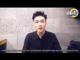 [VIDEO] 161018 Lay cut @ Tide Charity Event Promo | ENG SUB