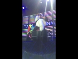 Tara McDonald &amp David Guetta