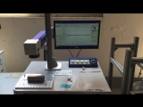 лазерный станок маркировки