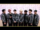 VIDEO MESSAAGE 160801 GOT7 @ Kakao Talk