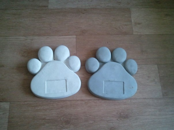 Отдам надгробия для кошки/собаки из бетона/иск.камня