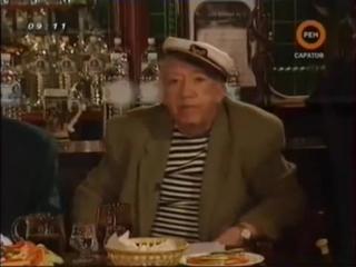 Юрий Никулин рассказывает анекдот