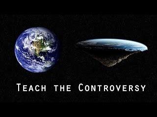 Мы живем под куполом! Земля плоская! Что за куполом?