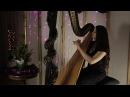 Tchaikovsky - Dance of the Sugar Plum Fairy Amy Turk, Harp