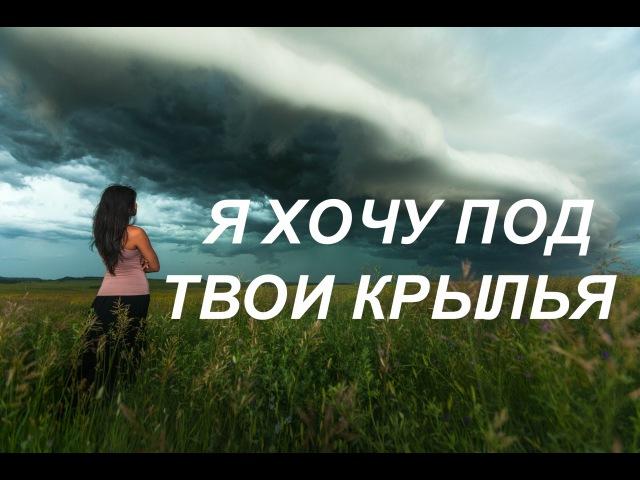 Я хочу под Твои крылья Оксана Козунь