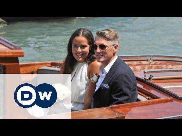 Весілля у Венеції Капітан збірної Німеччини одружився 12 07 2016