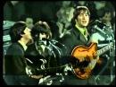 "The Beatles ""Nowhere Man"", 1966 Munich. COLORIZED"