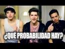 ¿QUÉ PROBABILIDAD HAY? (ft. Julian Serrano y Gonza Fonseca) | Julianero Vlogs