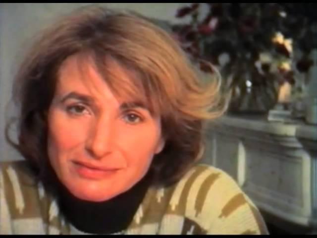 Carola Regnier (1986) by Gérard Courant - Cinématon 670