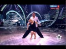 Шоу Танцы со звездами. Ирина Пегова и Андрей Козловский. Румба