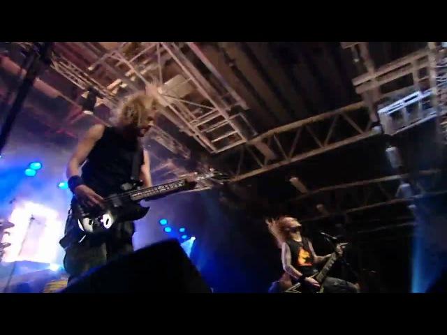 Children Of Bodom Live In Stockhom Angels Don't Kill High Quality смотреть онлайн без регистрации