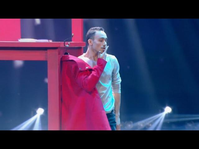 Танцы: Илья Кленин (Николай Носков – Это здорово) (выпуск 17) из сериала Танцы смот...