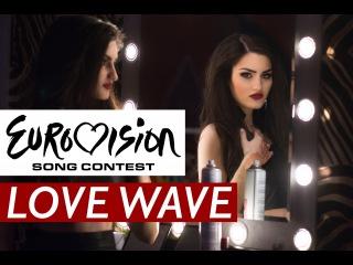 Eurovision 2016 - Armenia - Iveta Mukuchyan - Love Wave Евровидение Acoustic Cover